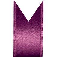 Fita Cetim Duplo Progresso (0,4cm x 100m) - Violeta