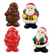 Santa Christmas Candy Mold - Wilton