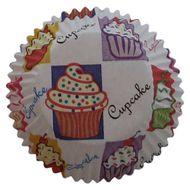 Forminha para Mini Cupcake Mago (45uni) - Bolinho