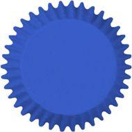 Forminha para Cupcake Mago (45uni) - Azul