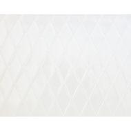 Placa de Textura Flexível para Chocolate e Bolo Losango (2,0m x 20cm) - BWB