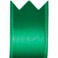 Fita Cetim Simples Verde Bandeira (3,8cm x 10m) - Progresso
