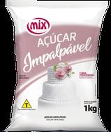 Açúcar Impalpável 1kg - Mix