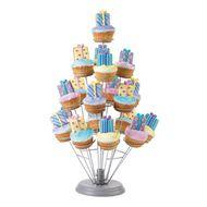 Suporte e Expositor para 19 Cupcakes - Wilton