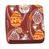 Transfer para Chocolate Páscoa 40 x 30cm - Ovos e Corações