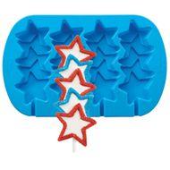 Star Pops Silicone Mold - Wilton