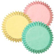 Assorted Mini Pastel Baking Cups - Wilton