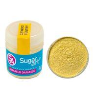 Corante em Pó 3g Sugar Art - Amarelo Damasco