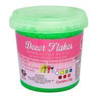 Decor Flakes Verde (20g) - Mago