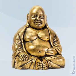 Imagem de Buda Médio (Dourado)