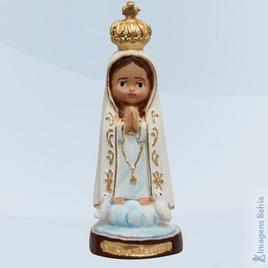 Imagem de Nossa Senhora de Fátima linha infantil