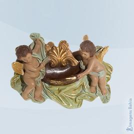 Imagem de Pia com dois Anjos