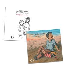Kit Livros - A cruzada das crianças + Para onde vamos