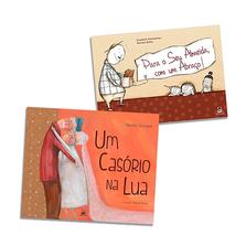 Kit Livros - Um casório na lua + Para o Seu Almeida, com um abraço
