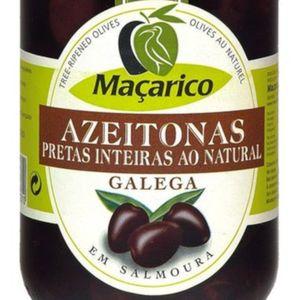 Azeitona Galega Preta Cura Natural (210gr)