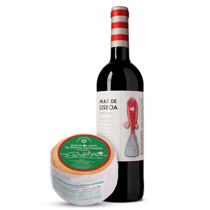 Combo Descobrir Vinho + Queijo da Serra