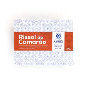 Rissol de Camarão (6 unid.)