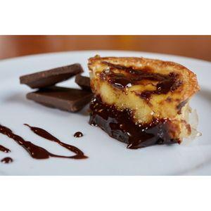 Pastel de Nata com Chocolate (4 unid.)