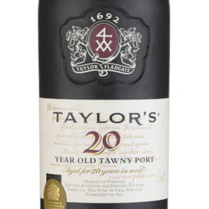 Taylor's Porto 20 Anos