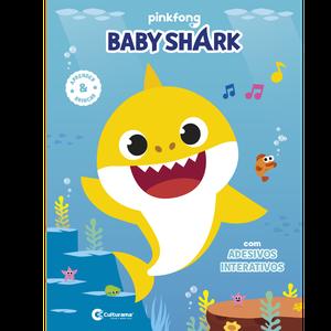 Livrão Baby Shark: Atividades Para Aprender e Brincar