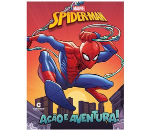 Capa Dura Marvel Homem-Aranha