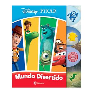 Mundo Divertido Pixar