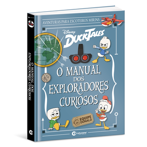 Ducktales: O Manual dos Exploradores Curiosos