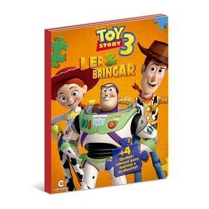 Ler e Brincar Toy Story 3