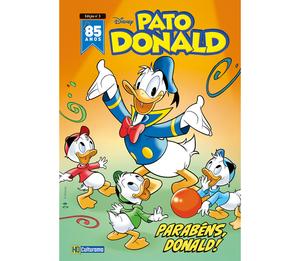 Histórias em Quadrinhos Pato Donald Edição 3