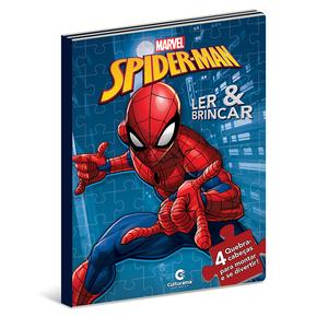 Ler e Brincar Homem-Aranha