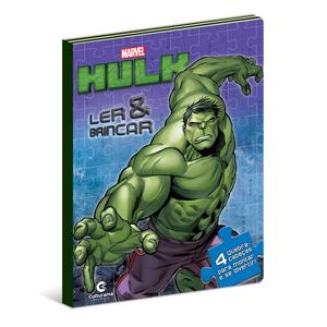 Ler e Brincar Hulk