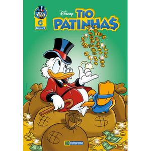 Histórias em Quadrinhos Tio Patinhas Edição 5