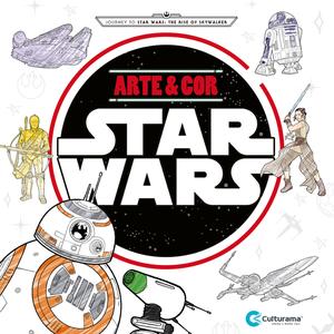 Arte e Cor Star Wars