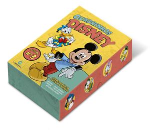 Box Quadrinhos Disney Edição 3