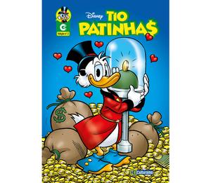Histórias em Quadrinhos Tio Patinhas Edição 2