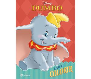 Ler e Colorir Dumbo