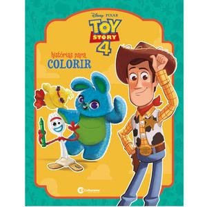 Toy Story 4 Histórias para Colorir