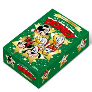 Box Quadrinhos Disney Edição 8 - Especial de Natal