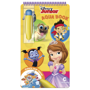 Aquabook Disney Junior