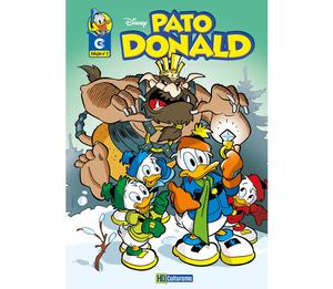 Histórias em Quadrinhos Pato Donald Edição 2