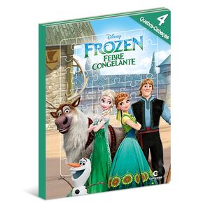 Ler e Brincar Frozen Fever