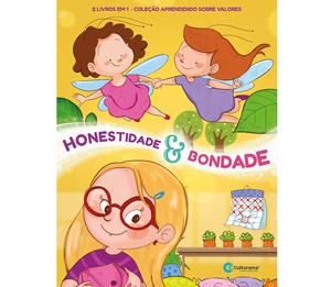 Aprendendo sobre Valores 2 em 1: Honestidade e Bondade