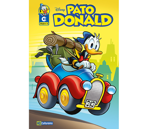 Histórias em Quadrinhos Pato Donald Edição 4