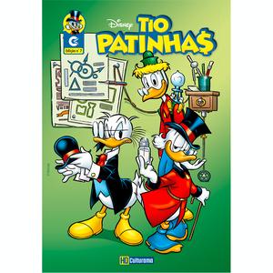 Histórias em Quadrinhos Tio Patinhas Edição 7