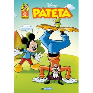 Histórias em Quadrinhos Pateta Edição 5
