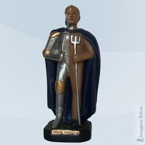 Xoroquê - Exu Ogum, 35cm