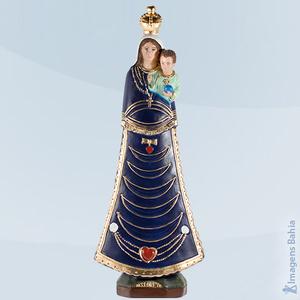 Nossa Senhora do Loreto, 15cm