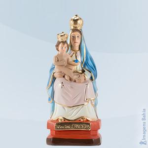 Nossa Senhora Candeias, 20cm
