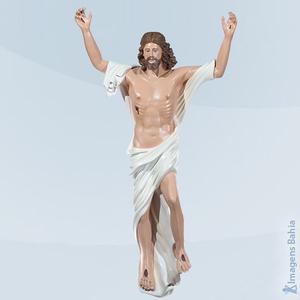 Ascensão de Cristo (só o corpo), 100cm
