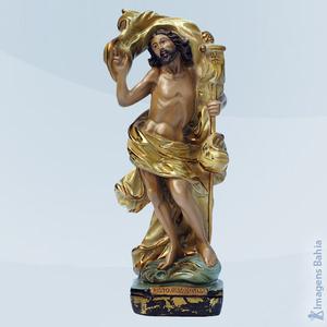 Imagem de Cristo Ressuscitado linha barroca